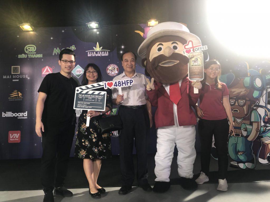 Mr.Brown dong hanh 48h film