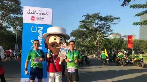 King Car Marathon HCM 2020 2