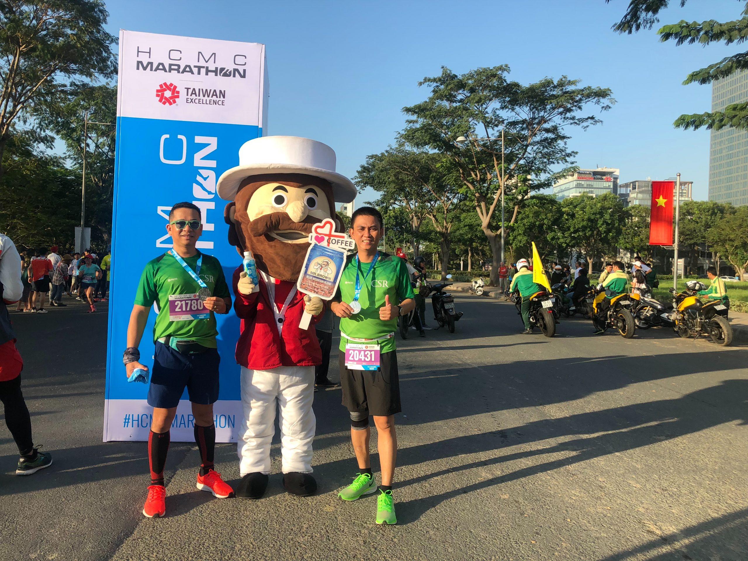 King Car Marathon HCM 2020 2