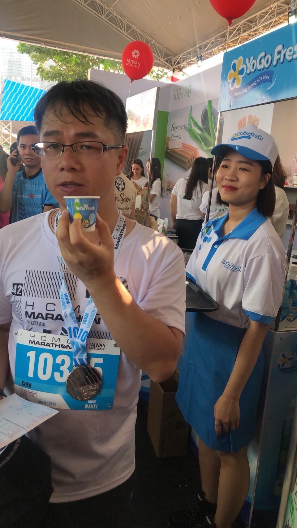 King Car Marathon HCM 2020 1