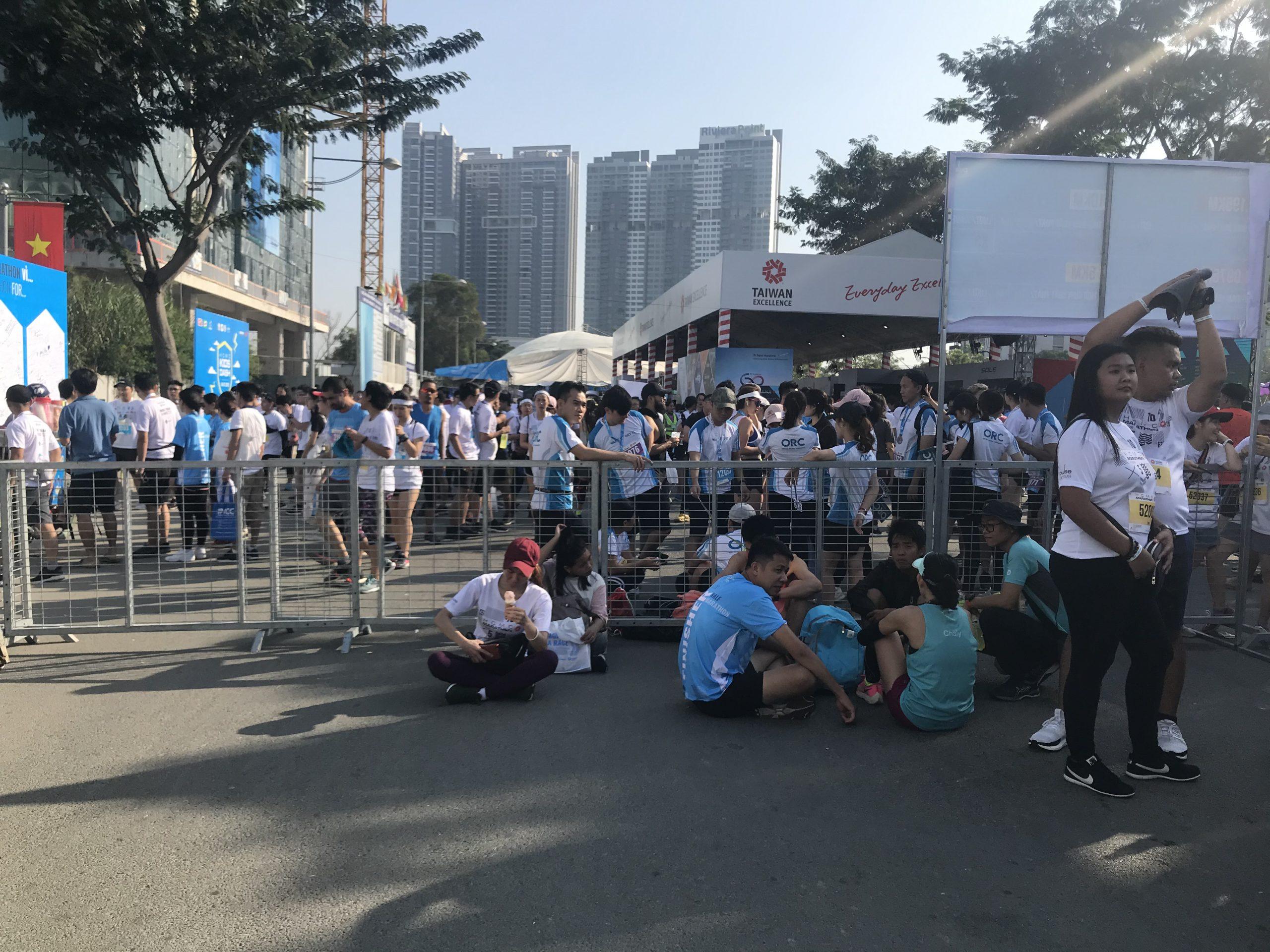 King Car Marathon HCM 2020 5