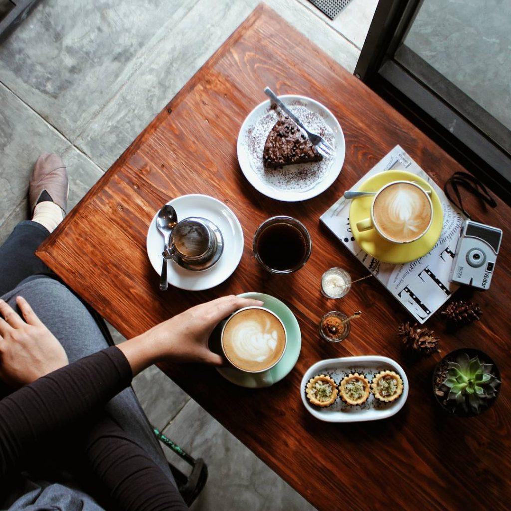 """Sáng tạo không gian """"cà phê tại nhà"""", trải nghiệm chill hết cỡ dành cho giới trẻ hiện đại"""